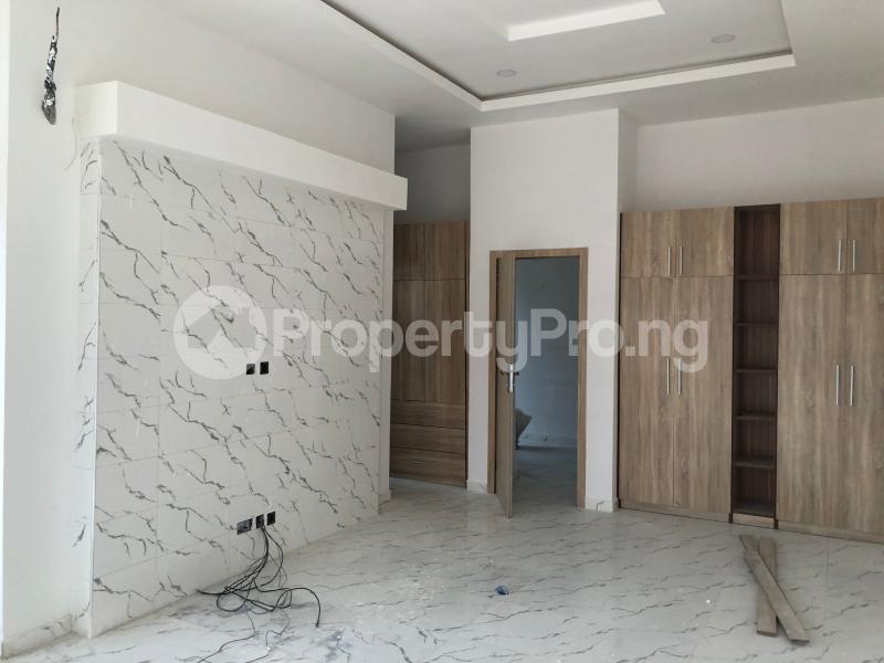 4 bedroom Semi Detached Duplex House for sale Chevy view Estate  chevron Lekki Lagos - 13