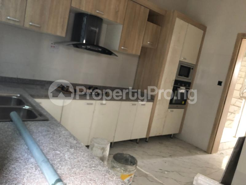4 bedroom Semi Detached Duplex House for sale Chevy view Estate  chevron Lekki Lagos - 5
