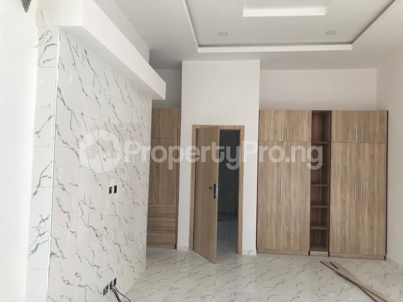 4 bedroom Semi Detached Duplex House for sale Chevy view Estate  chevron Lekki Lagos - 15