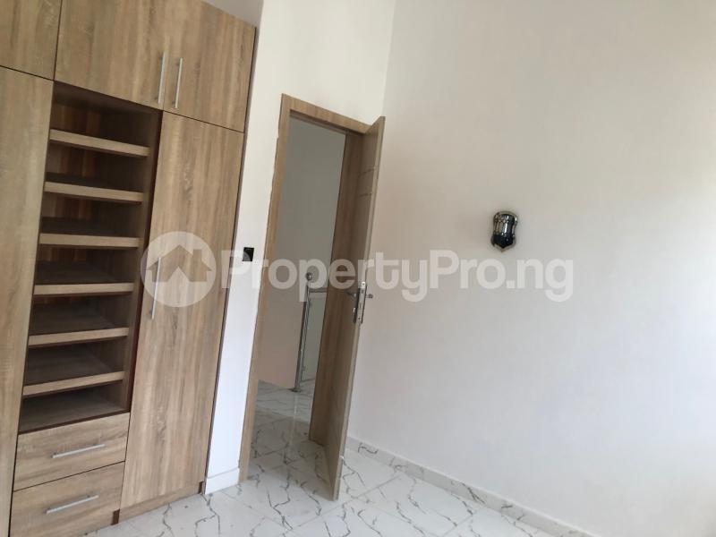 4 bedroom Semi Detached Duplex House for sale Chevy view Estate  chevron Lekki Lagos - 9