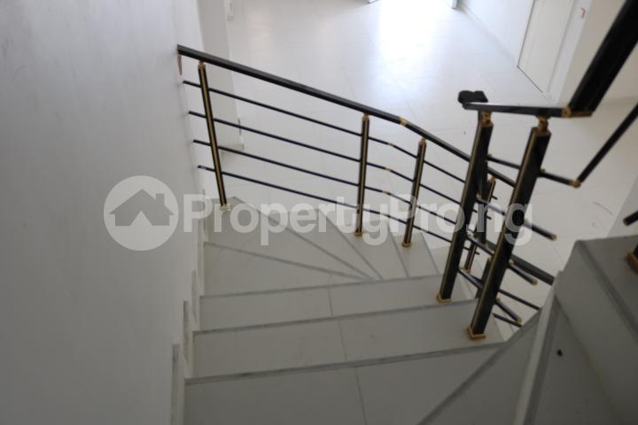 4 bedroom Semi Detached Duplex House for sale Osapa london Lekki Lagos - 25