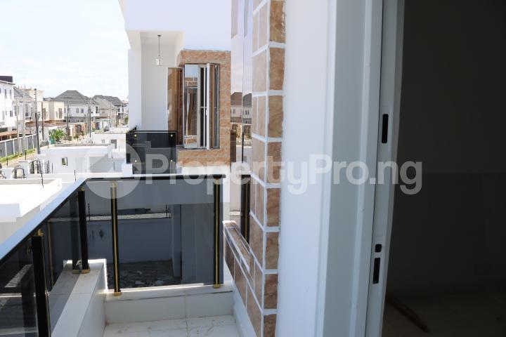 4 bedroom Semi Detached Duplex House for sale Osapa london Lekki Lagos - 37