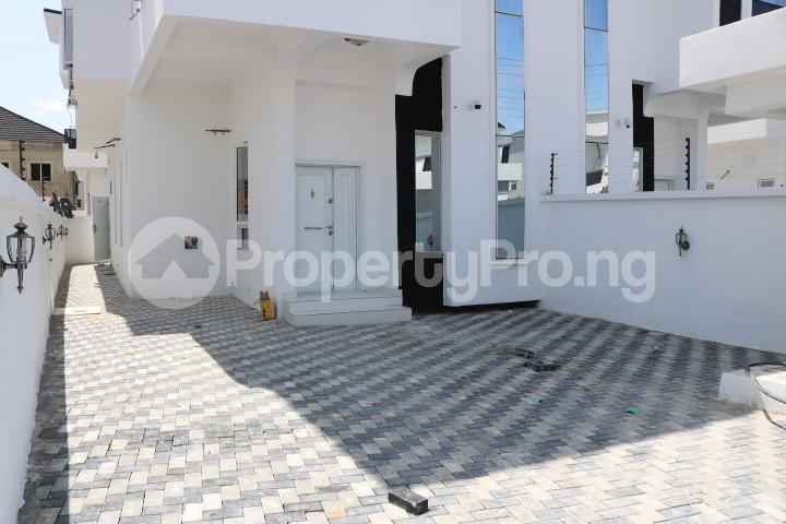 4 bedroom Semi Detached Duplex House for sale Osapa london Lekki Lagos - 2