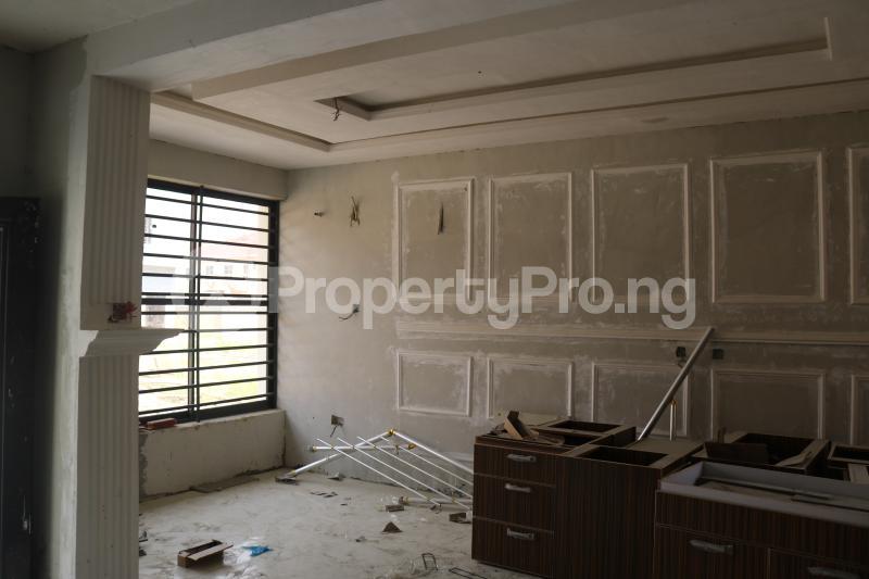 4 bedroom Terraced Duplex House for sale Osapa london Lekki Lagos - 4