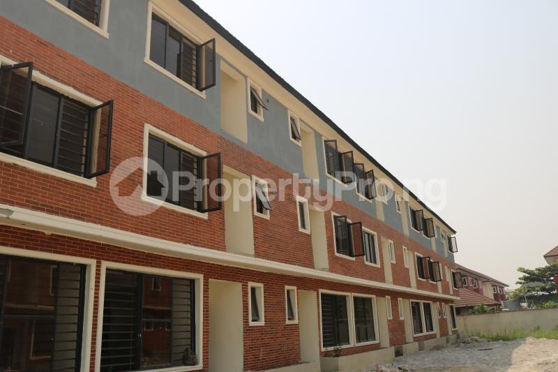 4 bedroom Terraced Duplex House for sale Osapa london Lekki Lagos - 0