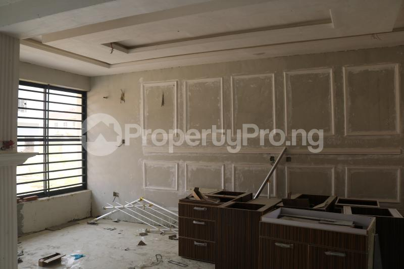 4 bedroom Terraced Duplex House for sale Osapa london Lekki Lagos - 5