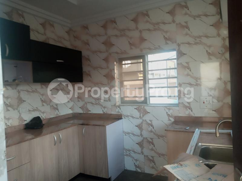 4 bedroom Semi Detached Duplex House for rent Off mobile road Ilaje Ajah Lagos - 1