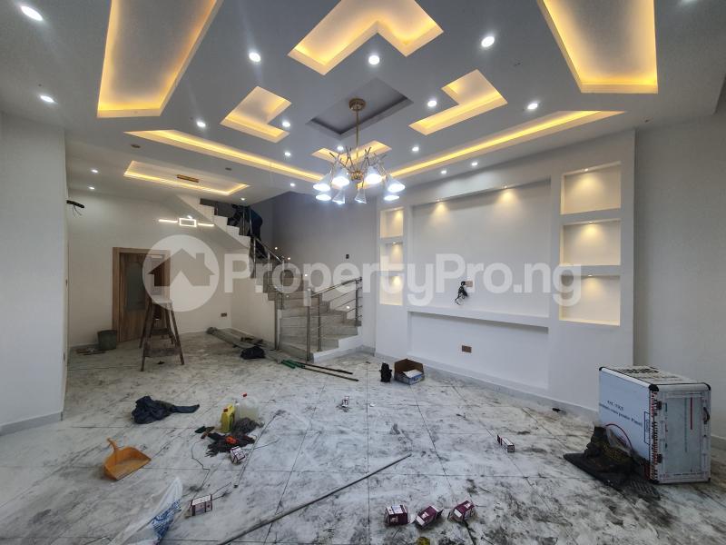 4 bedroom Semi Detached Duplex House for sale Lekki Lagos - 2