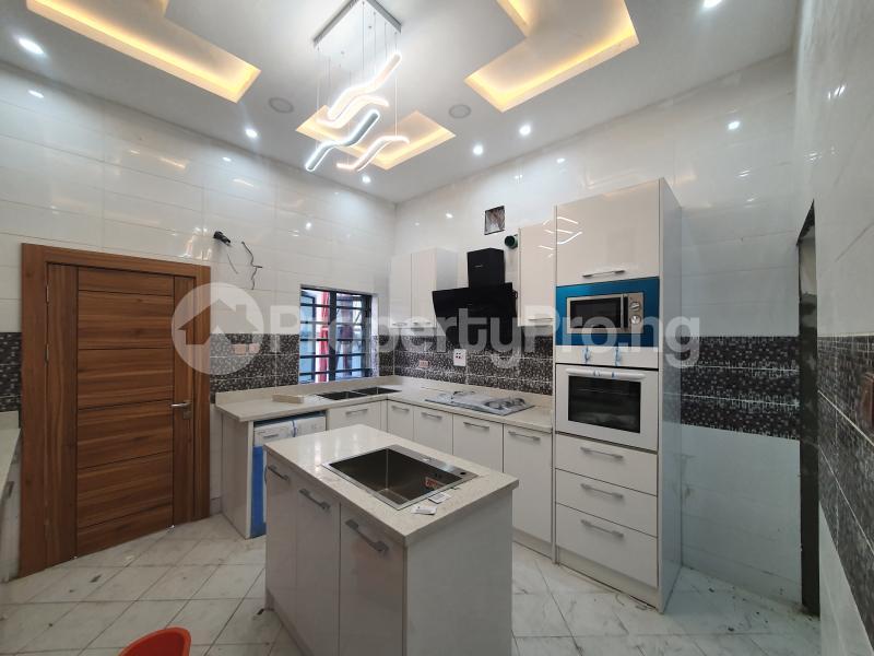 4 bedroom Semi Detached Duplex House for sale Lekki Lagos - 5