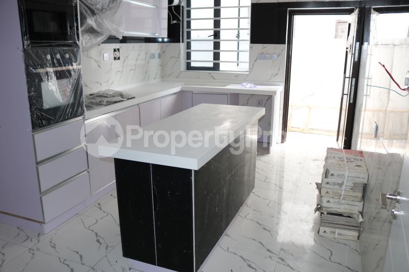 4 bedroom Semi Detached Duplex House for sale Chevron Lekki Lagos - 8