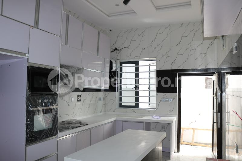 4 bedroom Semi Detached Duplex House for sale Chevron Lekki Lagos - 10