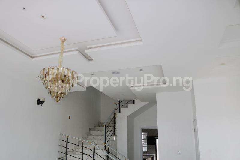 4 bedroom Semi Detached Duplex House for sale Chevron Lekki Lagos - 5