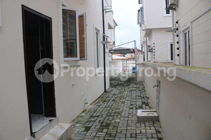 4 bedroom Semi Detached Duplex House for sale Ikota Villa Estate Ikota Lekki Lagos - 50