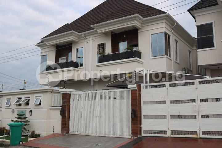 4 bedroom Semi Detached Duplex House for sale Ikota Villa Estate Ikota Lekki Lagos - 52