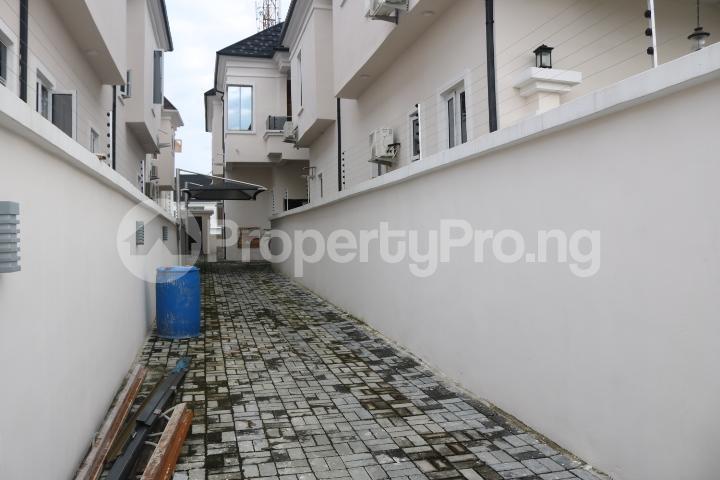 4 bedroom Semi Detached Duplex House for sale Ikota Villa Estate Ikota Lekki Lagos - 1