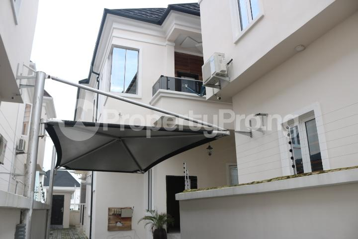 4 bedroom Semi Detached Duplex House for sale Ikota Villa Estate Ikota Lekki Lagos - 2