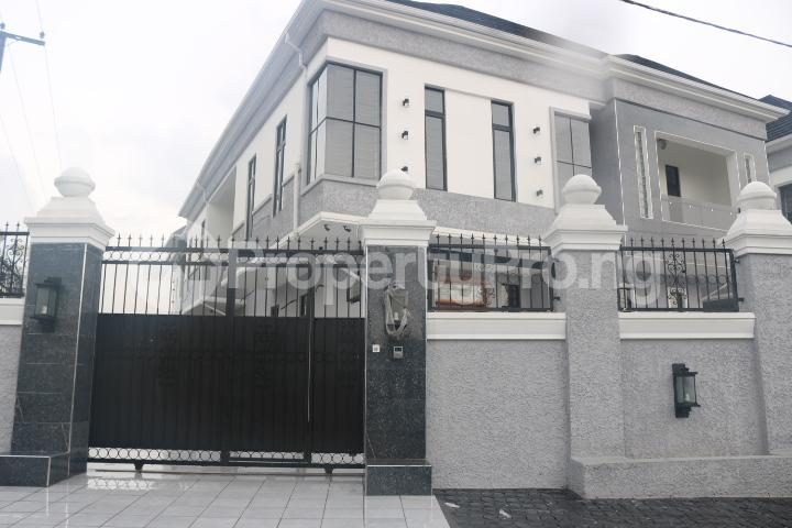 5 bedroom Detached Duplex House for sale Lekki Phase 1 Lekki Lagos - 1