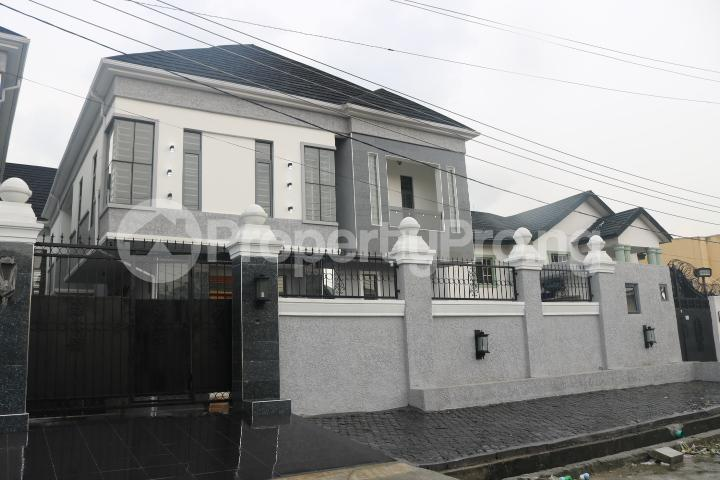 5 bedroom Detached Duplex House for sale Lekki Phase 1 Lekki Lagos - 0