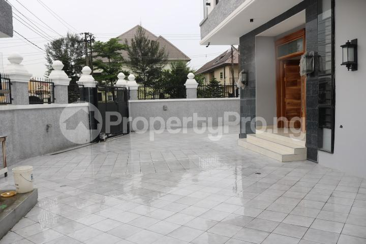 5 bedroom Detached Duplex House for sale Lekki Phase 1 Lekki Lagos - 7