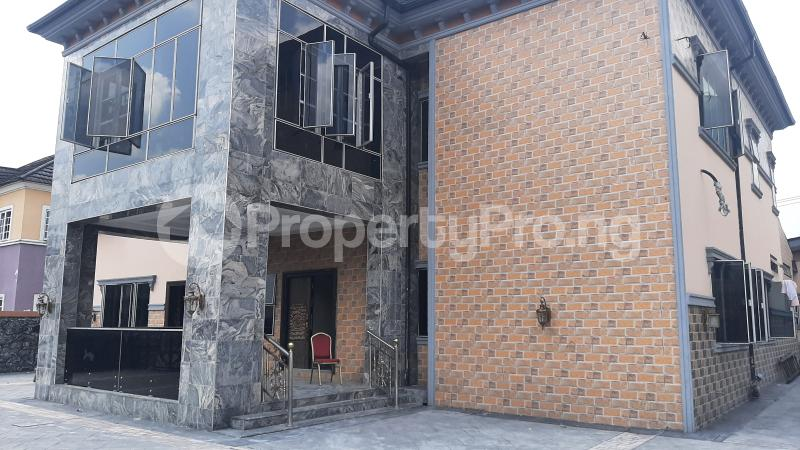 Detached Duplex for sale Naf Harmony Estate, G.u. Ake Road Port Harcourt Rivers - 3