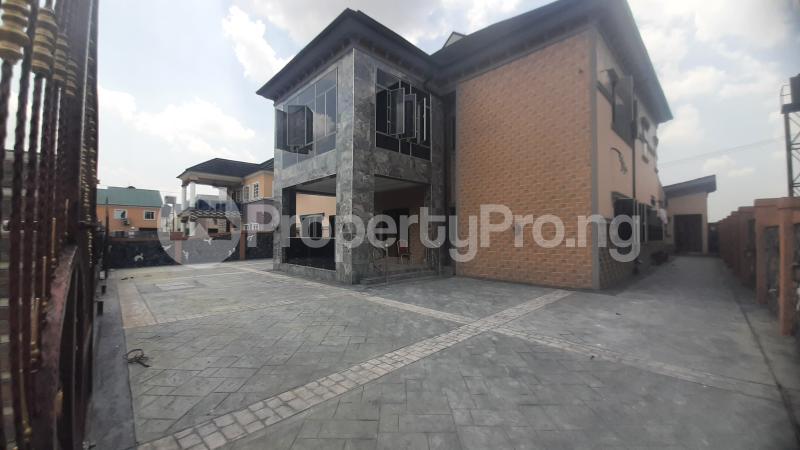 Detached Duplex for sale Naf Harmony Estate, G.u. Ake Road Port Harcourt Rivers - 1