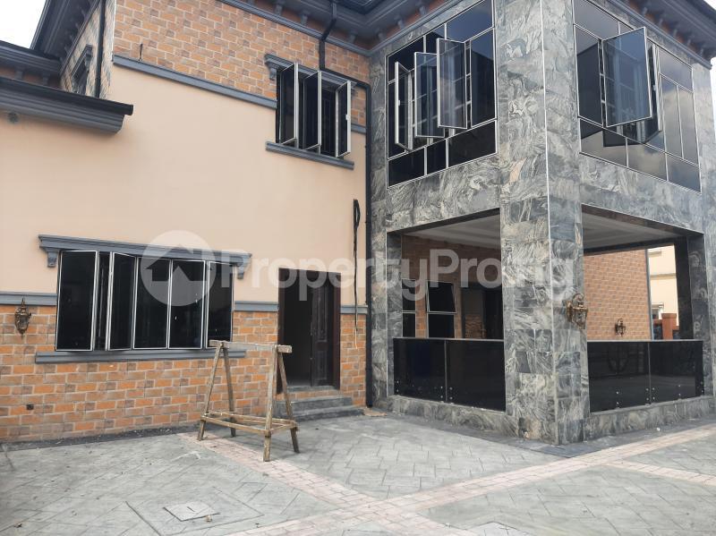 Detached Duplex for sale Naf Harmony Estate, G.u. Ake Road Port Harcourt Rivers - 0