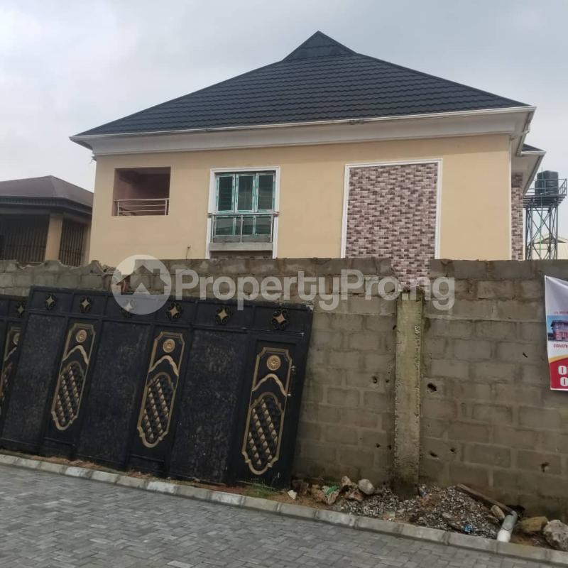 3 bedroom Terraced Duplex for rent Gra Phase 2 Gbagada Lagos - 3
