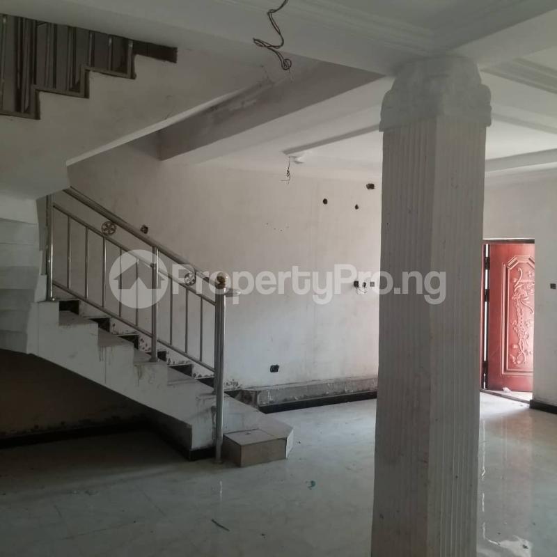 3 bedroom Terraced Duplex for rent Gra Phase 2 Gbagada Lagos - 2