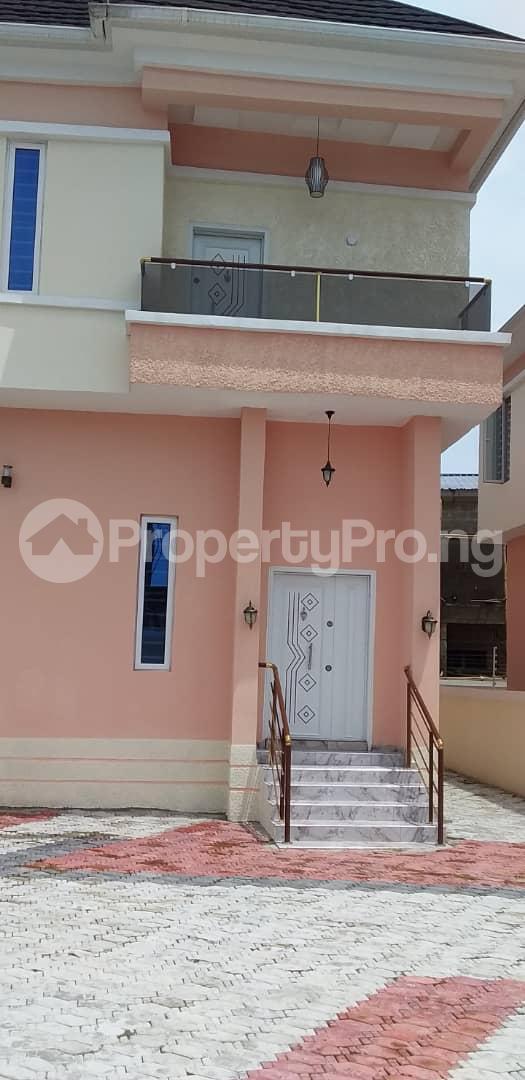 4 bedroom Semi Detached Duplex House for sale Victory Estate, Ajah.. Ajiran Ajah Lagos - 0