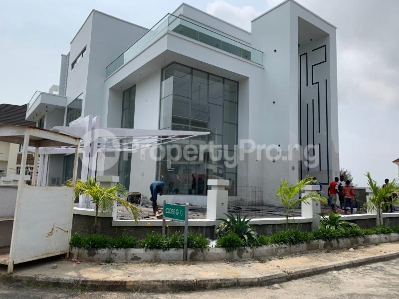 5 bedroom Detached Duplex House for sale Arcadia grove estate  Osapa london Lekki Lagos - 12