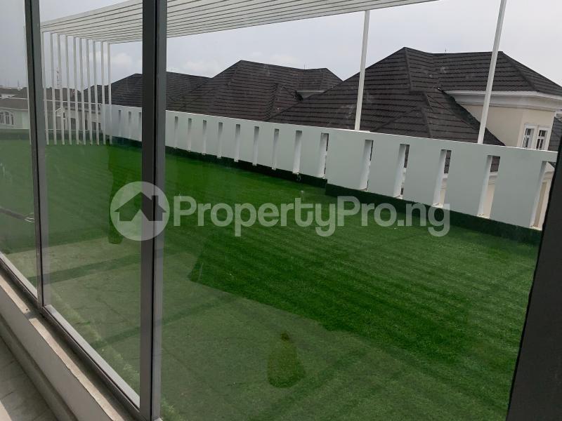 5 bedroom Detached Duplex House for sale Arcadia grove estate  Osapa london Lekki Lagos - 11