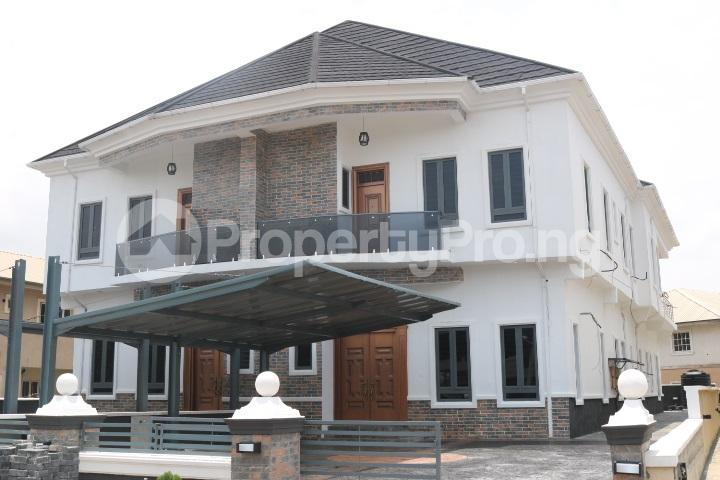 4 bedroom Semi Detached Duplex House for sale Megamound Estate Lekki Lagos - 2