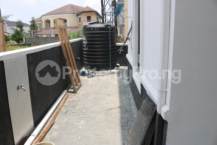4 bedroom Semi Detached Duplex House for sale Megamound Estate Lekki Lagos - 38