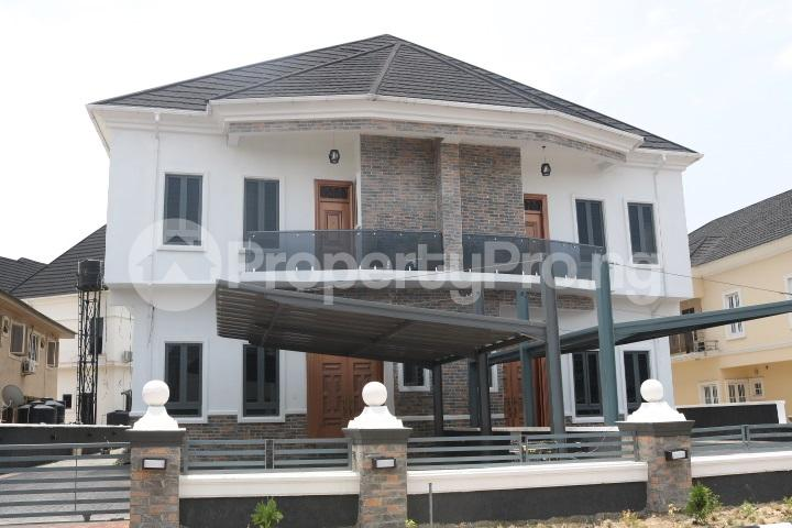 4 bedroom Semi Detached Duplex House for sale Megamound Estate Lekki Lagos - 0