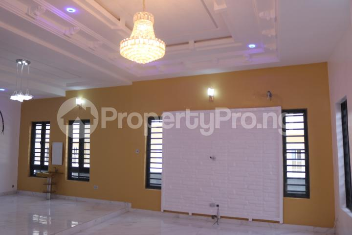 4 bedroom Semi Detached Duplex House for sale Megamound Estate Lekki Lagos - 12