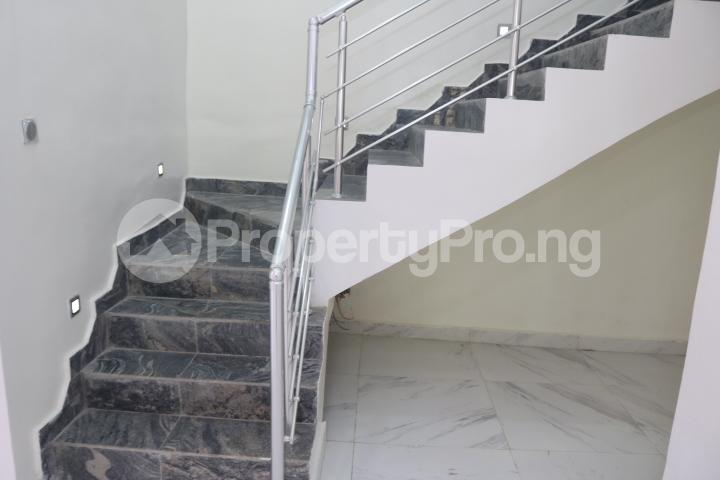 4 bedroom Semi Detached Duplex House for sale Megamound Estate Lekki Lagos - 24