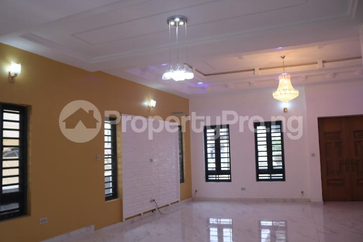 4 bedroom Semi Detached Duplex House for sale Megamound Estate Lekki Lagos - 19