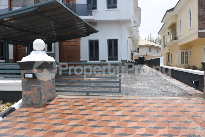 4 bedroom Semi Detached Duplex House for sale Megamound Estate Lekki Lagos - 4