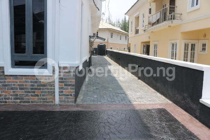 4 bedroom Semi Detached Duplex House for sale Megamound Estate Lekki Lagos - 8