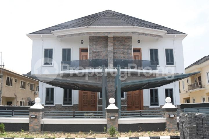 4 bedroom Semi Detached Duplex House for sale Megamound Estate Lekki Lagos - 1