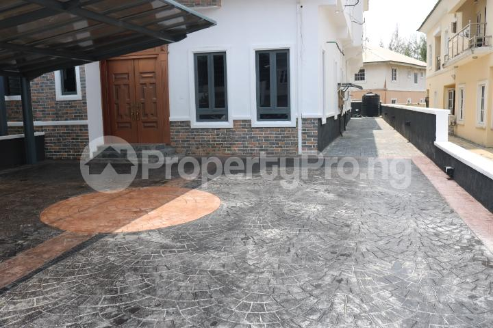 4 bedroom Semi Detached Duplex House for sale Megamound Estate Lekki Lagos - 5