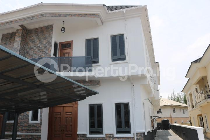 4 bedroom Semi Detached Duplex House for sale Megamound Estate Lekki Lagos - 6