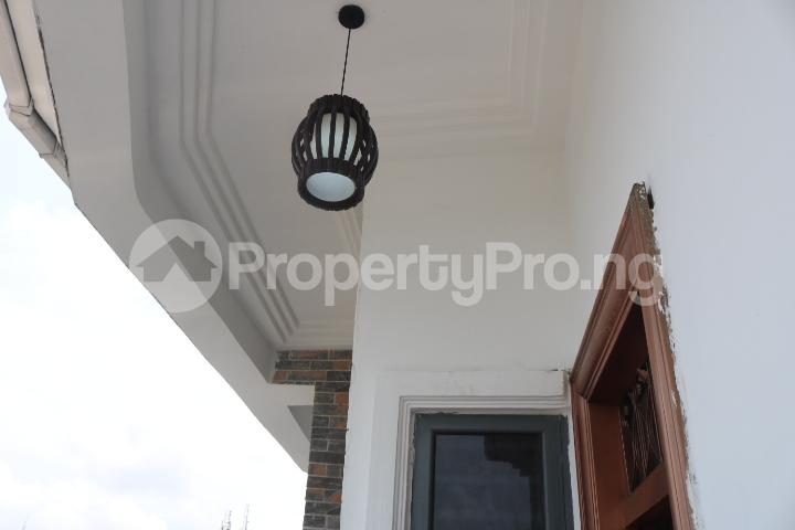 4 bedroom Semi Detached Duplex House for sale Megamound Estate Lekki Lagos - 118