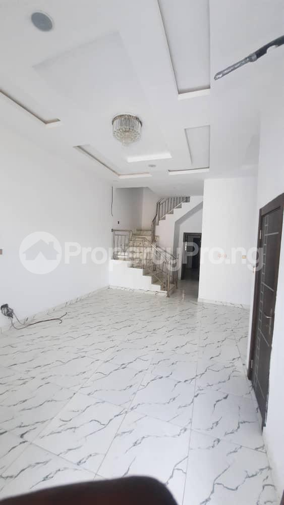 4 bedroom Semi Detached Duplex House for sale chevron Lekki Lagos - 1