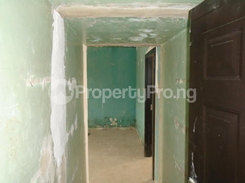 1 bedroom Mini flat for rent Off Western Avenue, Alaka Estate Surulere Lagos - 1