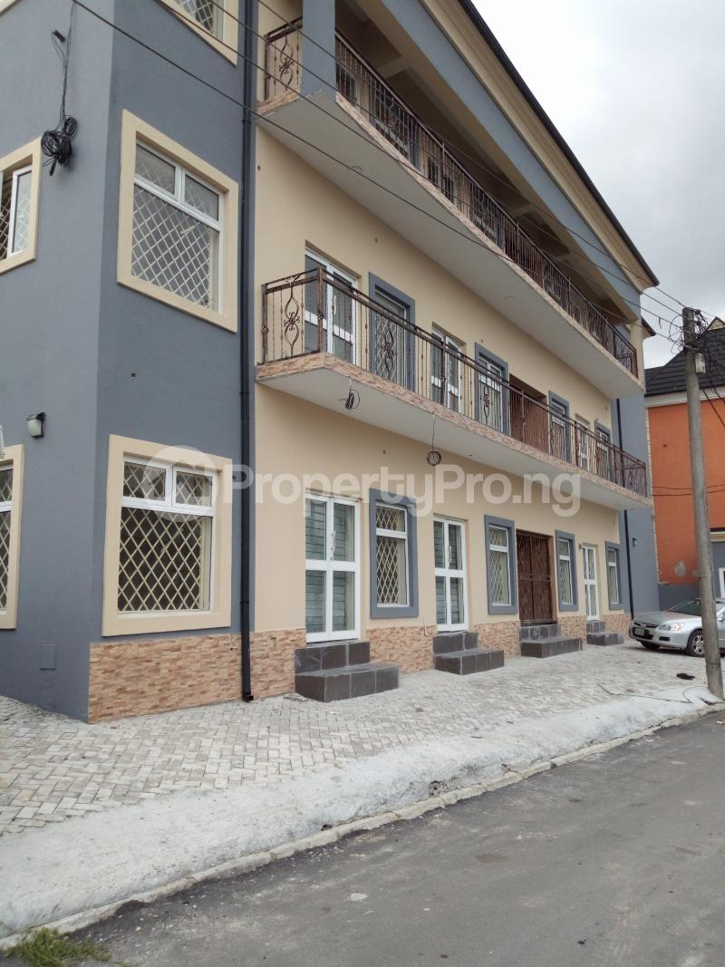 Shop Commercial Property for rent Alcon Road By Golf Estate, Woji. Trans Amadi Port Harcourt Rivers - 0