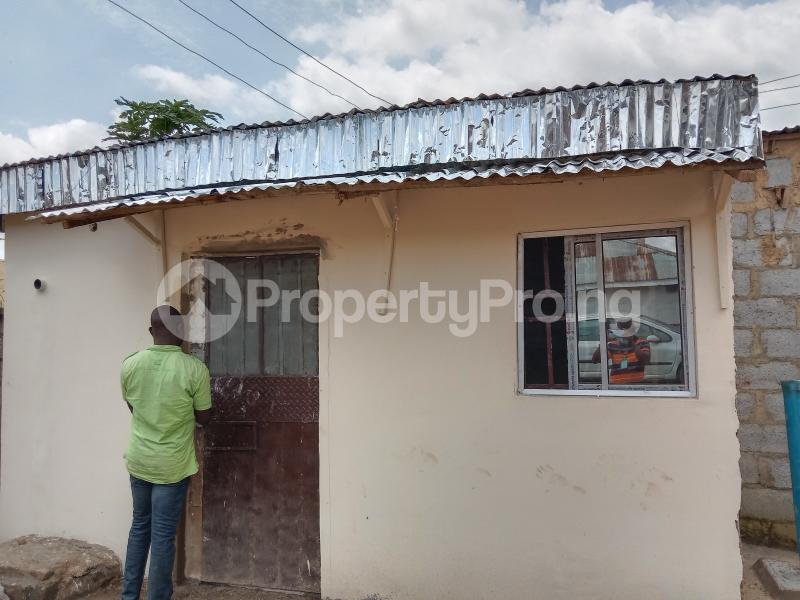 1 bedroom Self Contain for rent Old Living Faith Church Gishiri Village Katampe Main Abuja - 1