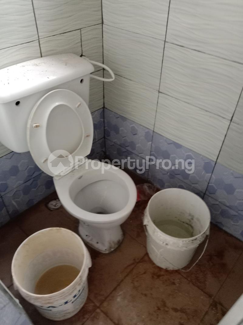 1 bedroom Self Contain for rent Old Living Faith Church Gishiri Village Katampe Main Abuja - 6