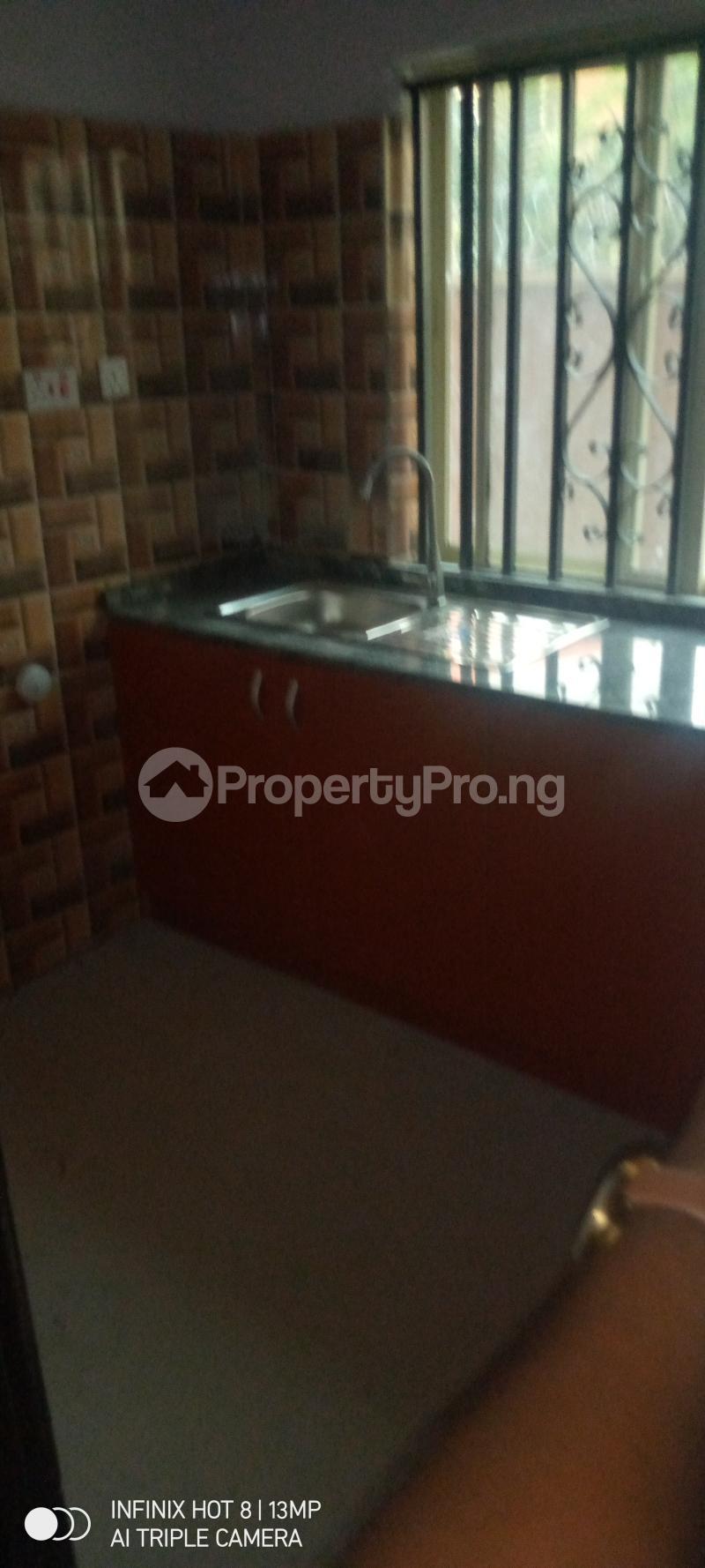 1 bedroom mini flat  Flat / Apartment for rent Ago last bustop Isolo Lagos - 1