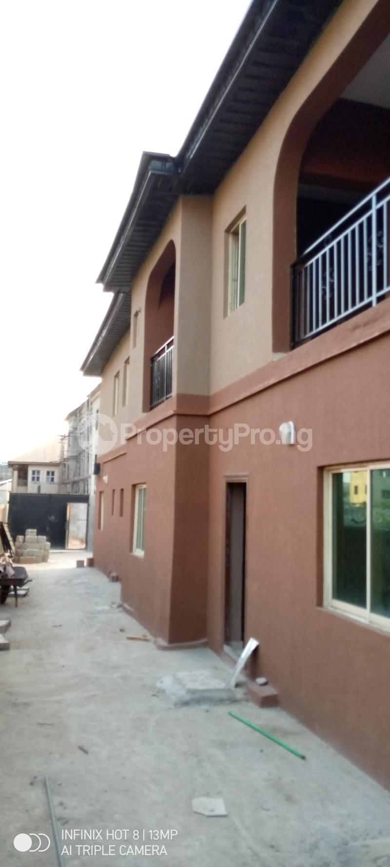 1 bedroom mini flat  Flat / Apartment for rent Ago last bustop Isolo Lagos - 7